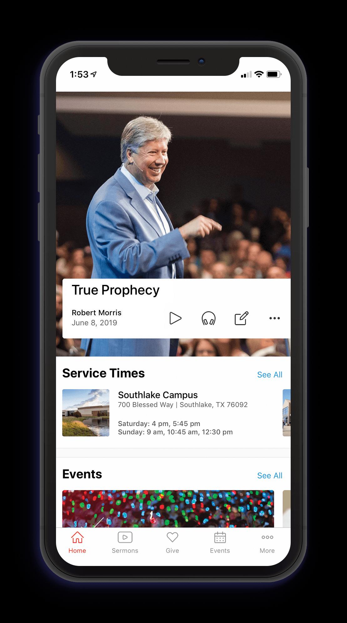 Gateway Mobile App