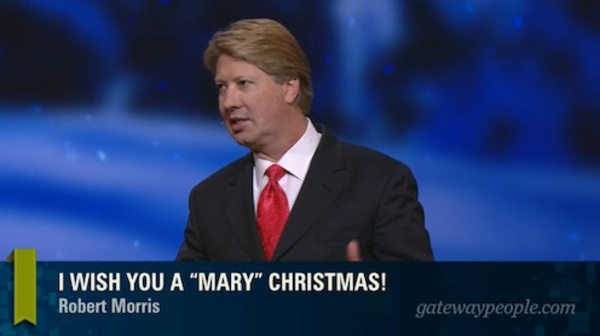 "I Wish You a ""Mary"" Christmas"