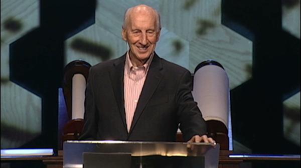 Pastor Jack Hayford