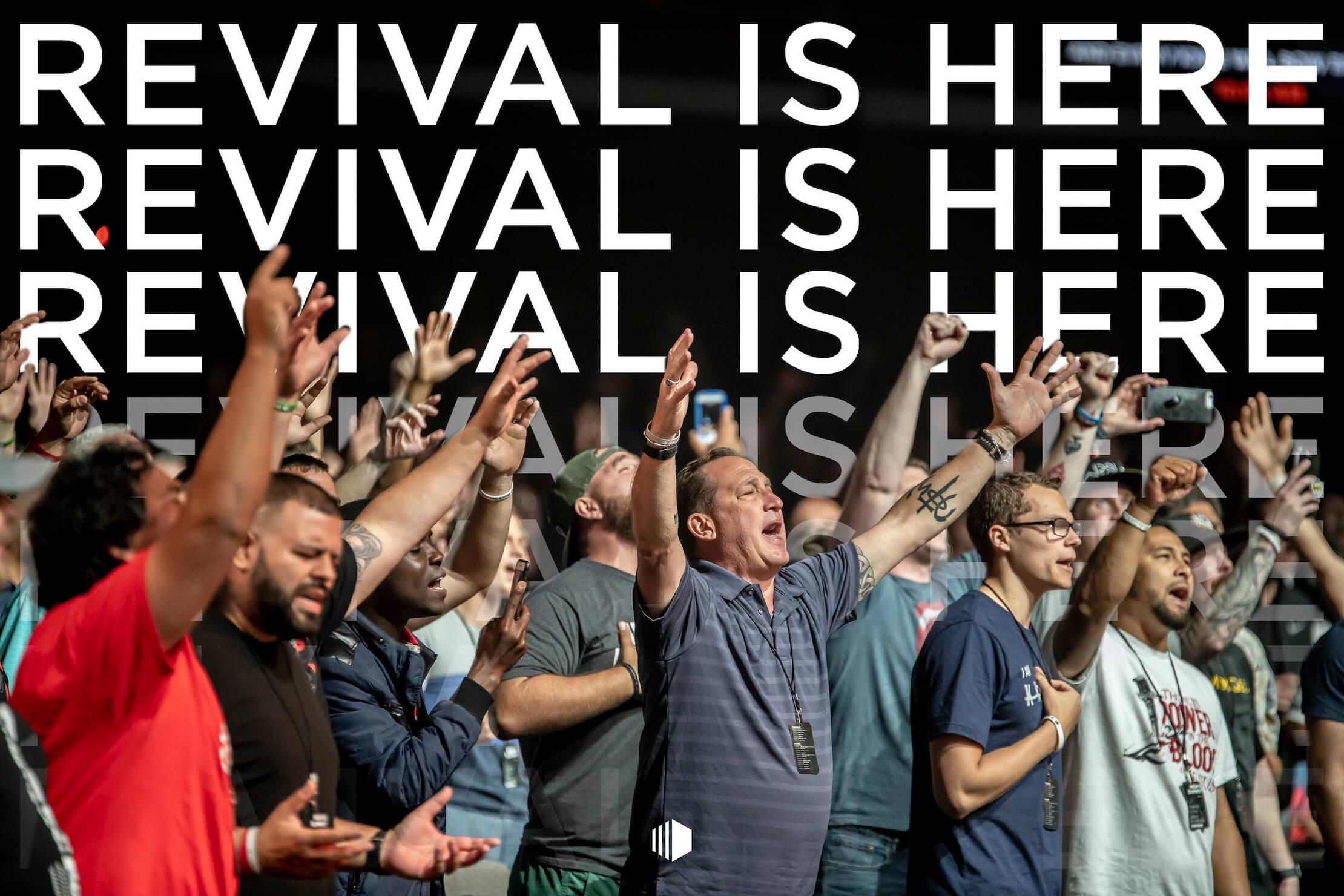 Men's Summit 2021: Revival